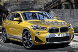 BMW x 2