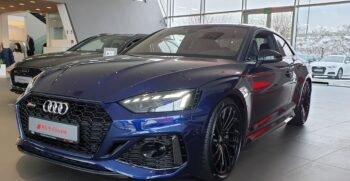 Audi RS 5 Coupé 331 kW (450 KM) tiptronic