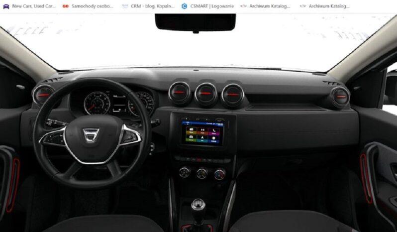 Dacia Duster full