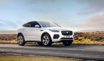 Jaguar E-PACE full