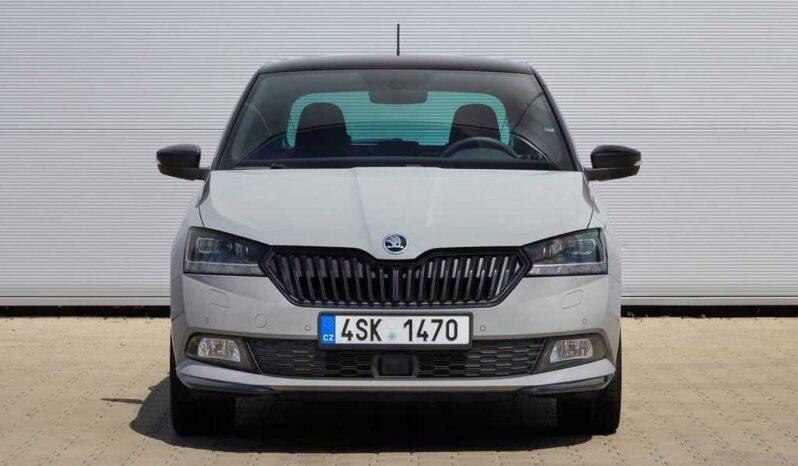Škoda Fabia Monte Carlo 2021 full