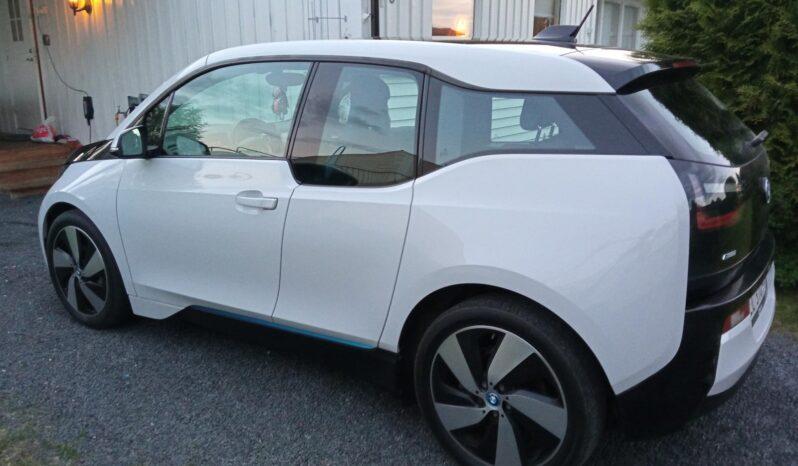 BMW i3 elektryczny full