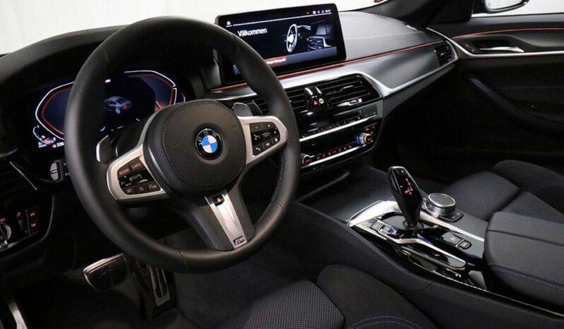 BMW 520d xDrive M Sport full